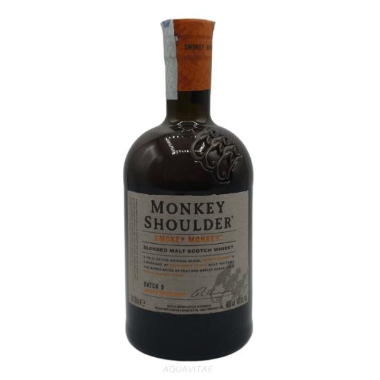 Whisky Monkey Shoulder Smokey Monkey Whisky Scozzese Blended