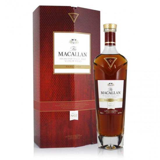 Whisky Macallan Rare Cask Batch No.2 Release 2019 MACALLAN