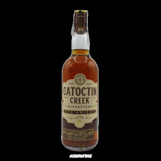 Whisky Catoctin Creek Roundstone Rye 80 Proof Catoctin Creek Rye Whiskey