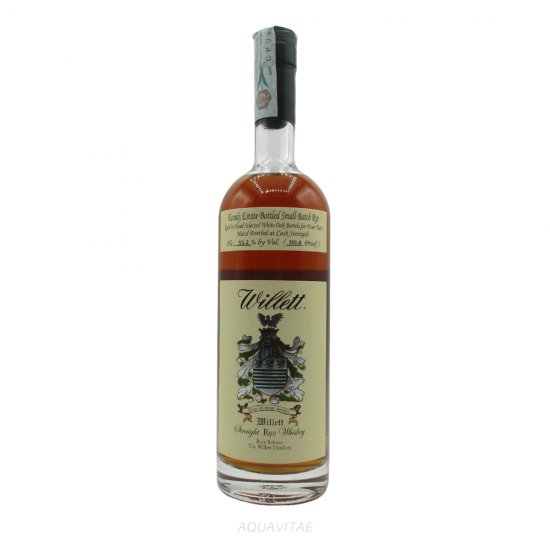 Whiskey Willett Small Batch Family Estate Rye Willett Distillery