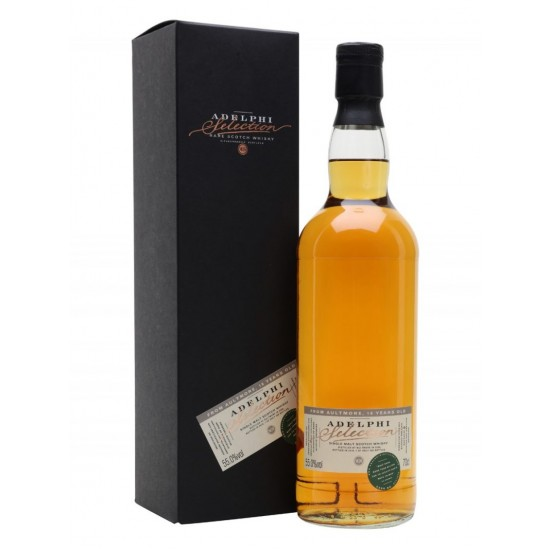 Whisky Aultmore 18 Year Old Adelphi Selection  AULTMORE