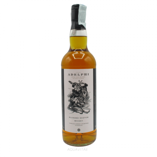 Whisky Private Stock Adelphi Whisky Scozzese Blended