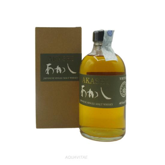 Whisky Akashi Single Malt  WHITE OAK