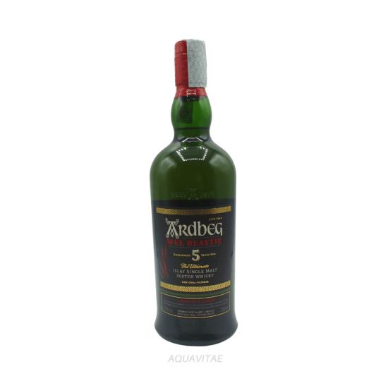 Whisky Ardbeg 5 Year Old Wee Beastie Single Malt Scotch Whisky