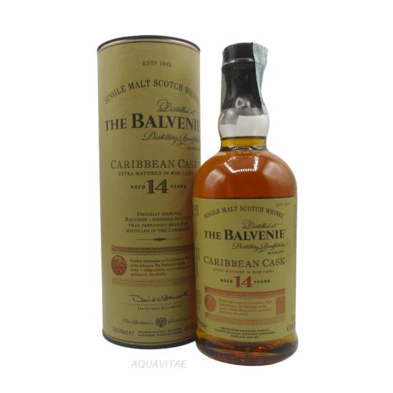 Whisky Balvenie 14 Year Old Caribbean Cask BALVENIE