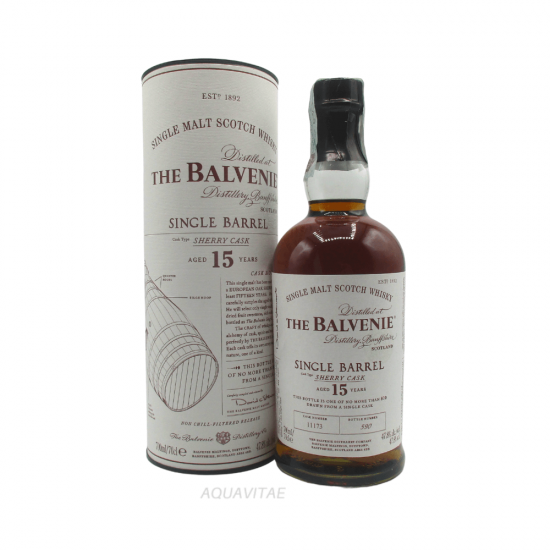Whisky Balvenie 15 Year Old Single Barrel BALVENIE