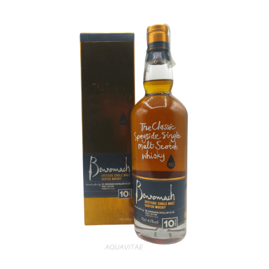 Whisky Benromach 10 Year Old BENROMACH
