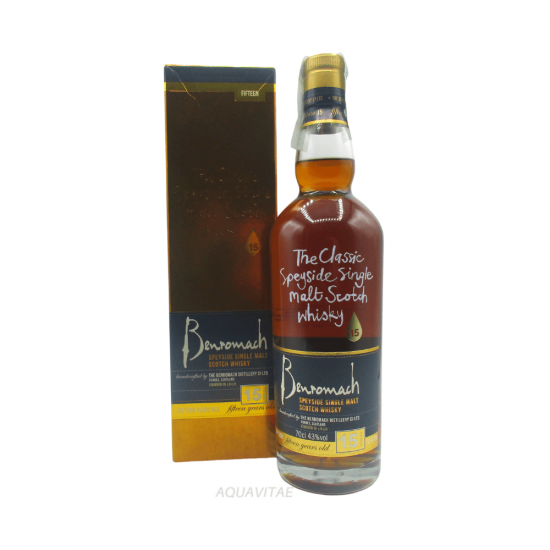 Whisky Benromach 15 Year Old BENROMACH