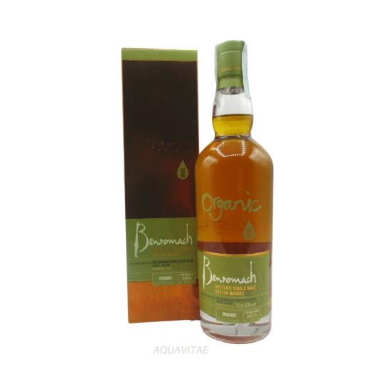 Whisky Benromach Organic BENROMACH