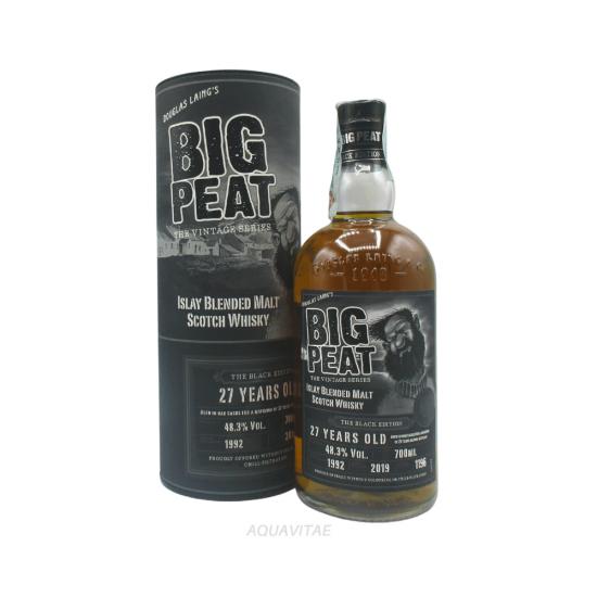Whisky Big Peat 27 Year Old The Black Edition Whisky Scozzese Blended Malt