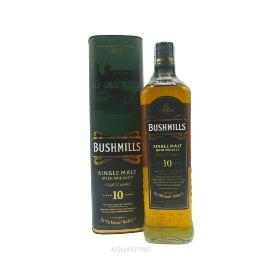 Whisky Bushmills 10 Year Old BUSHMILLS
