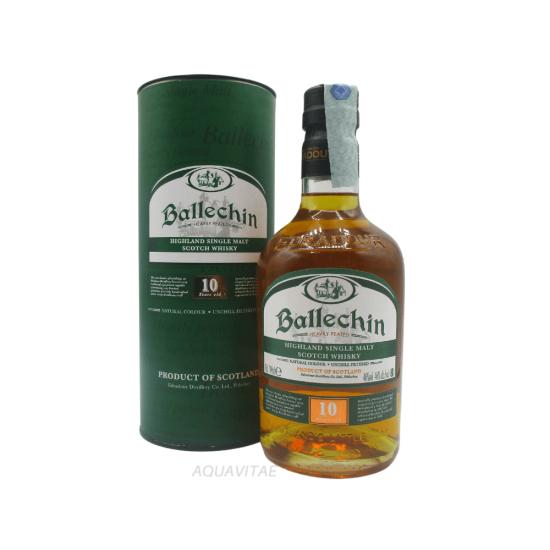 Whisky Ballechin 10 Year Old EDRADOUR