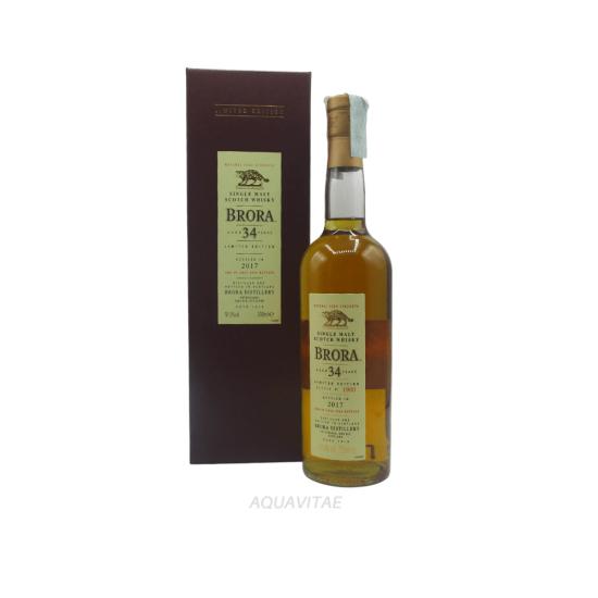 Whisky Brora 34 Year Old BRORA