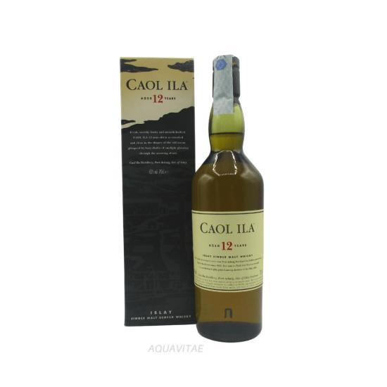 Whisky Caol Ila 12 Year Old CAOL ILA