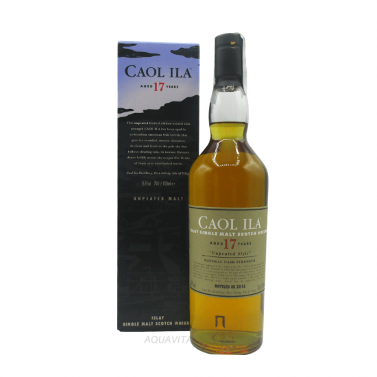 Whisky Caol Ila 17 Year Old Unpeated CAOL ILA