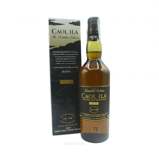 Caol Ila The Distillers Edition 2020 Single Malt Scotch Whisky