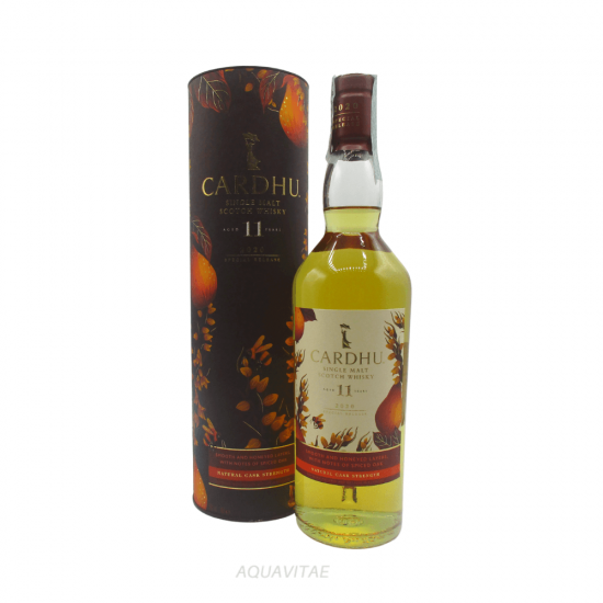 Whisky Cardhu 11 Year Old Special Release 2020 Single Malt Scotch Whisky