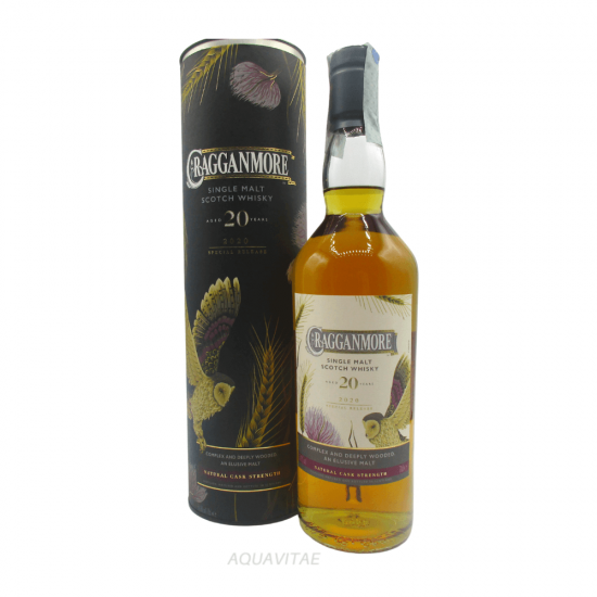 Whisky Cragganmore 20 Year Old Special Release 2020 Single Malt Scotch Whisky