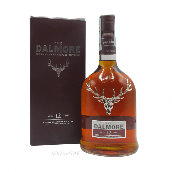 Whisky Dalmore 12 Year Old Dalmore