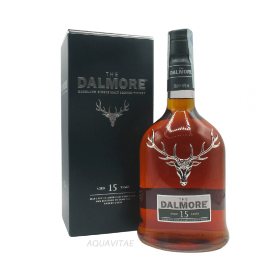 Whisky Dalmore 15 Year Old Dalmore