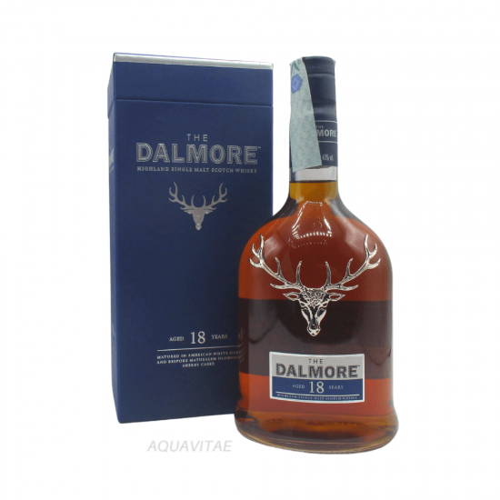 Whisky Dalmore 18 Year Old Dalmore