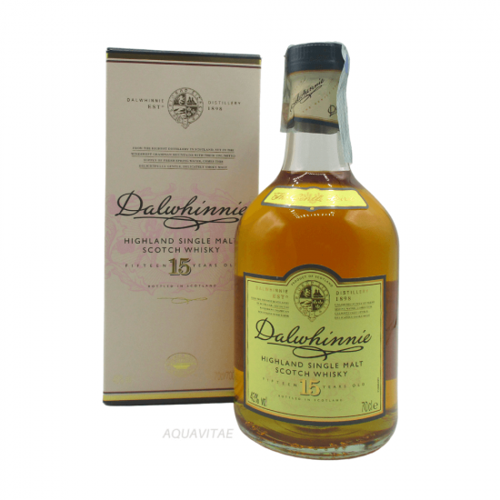 Whisky Dalwhinnie 15 Year Old DALWHINNIE