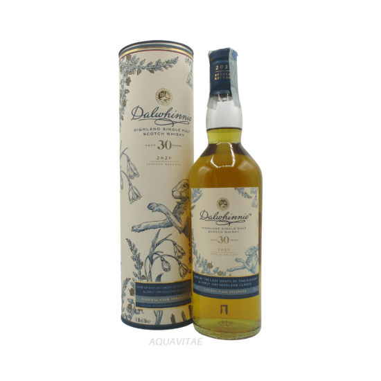 Whisky Dalwhinnie 30 Year Old Special Release 2020 Single Malt Scotch Whisky