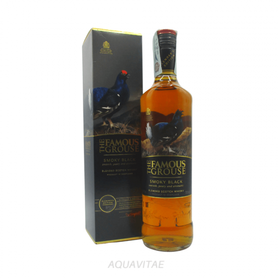 Whisky Famous Grouse Smoky Black Famous Grouse