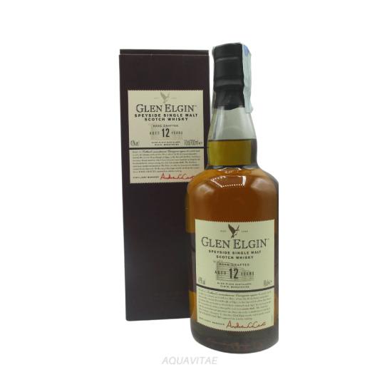 Whisky Glen Elgin 12 Year Old GLEN ELGIN