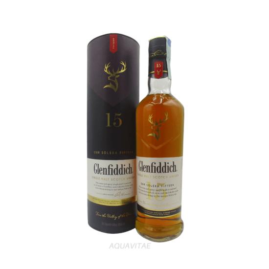Whisky Glenfiddich 15 Year Old GLENFIDDICH