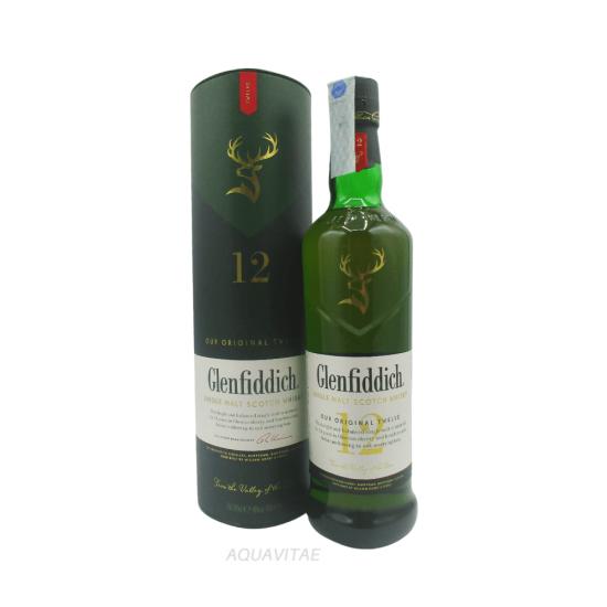 Whisky Glenfiddich 12 Year Old GLENFIDDICH