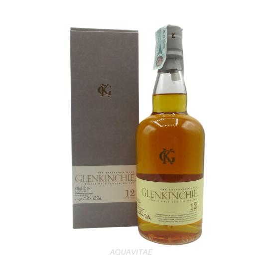 Whisky Glenkinchie 12 Year Old GLENKINCHIE