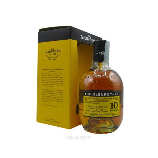 Whisky Glenrothes 10 Year Old GLENROTHES