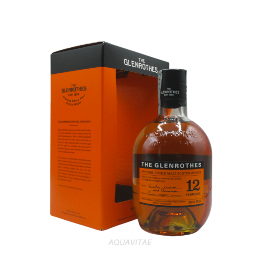 Whisky Glenrothes 12 Year Old GLENROTHES
