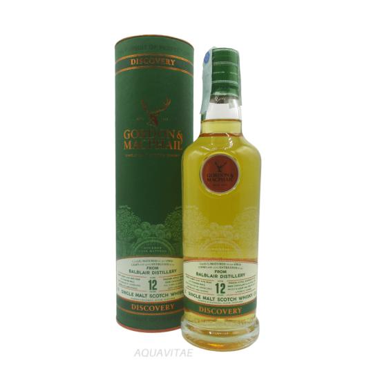 Whisky Balblair 12 Year Old Gordon&Macphail BALBLAIR