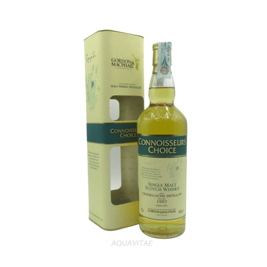 Whisky Craigellachie 1997 Gordon&Macphail CRAIGELLACHIE