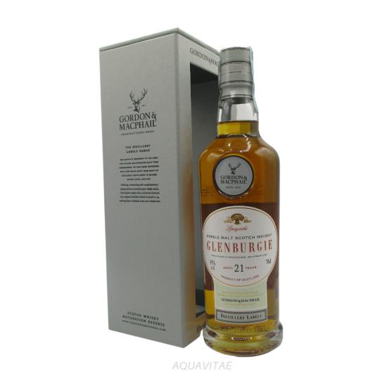 Whisky Glenburgie 21 Year Old Gordon&Macphail GLENBURGIE