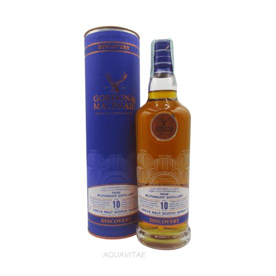 Whisky Miltonduff 10 Year Old Gordon&Macphail MILTONDUFF