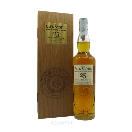 Whisky Glen Scotia 25 Year Old  Glen Scotia