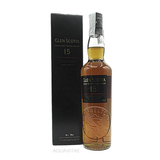 Whisky Glen Scotia 15 Year Old  Glen Scotia