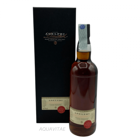 Whisky Glen Garioch 21 Year Old Adelphi Limited GLEN GARIOCH