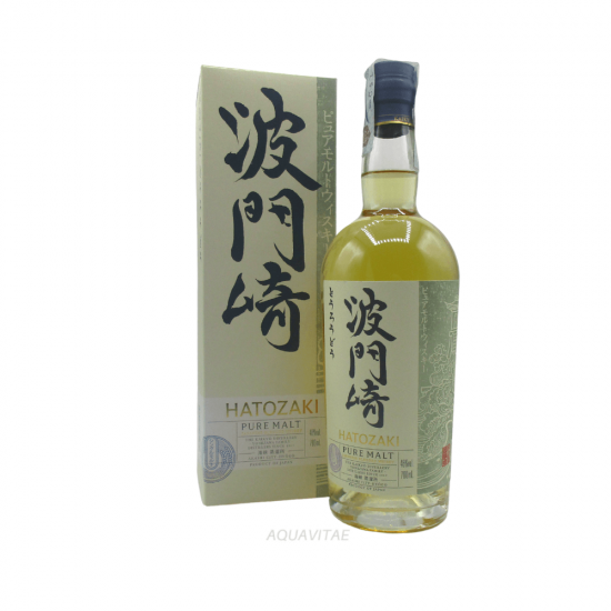 Whisky Hatozaki Pure Malt Japanese Blended Whisky KAIKYO DISTILLERY