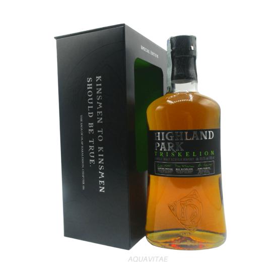 Highland Park Triskelion Single Malt Scotch Whisky