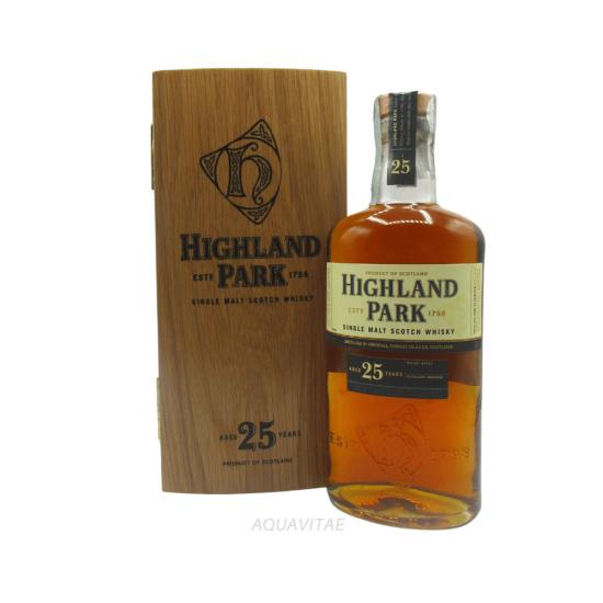Whisky Highland Park 25 Year Old HIGHLAND PARK