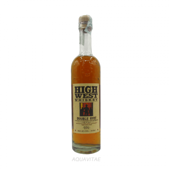 Whiskey High West Double Rye America Whiskey Rye Whiskey