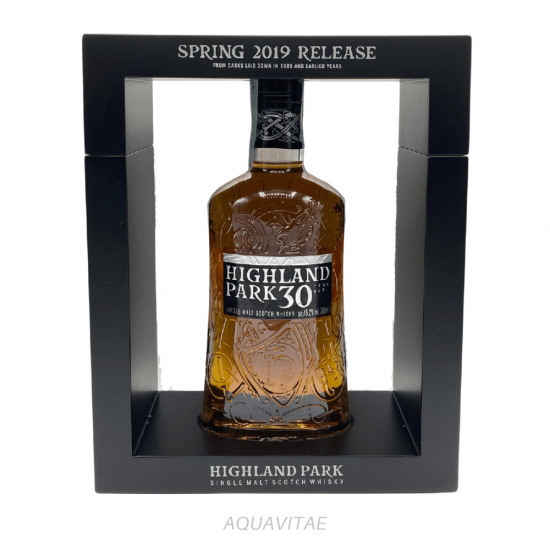 Whisky Highland Park 30 Year Old Spring Release 2019 HIGHLAND PARK