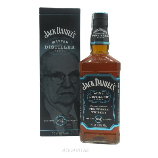 Whiskey Jack Daniel's Master Distiller No.4 JACK DANIEL'S