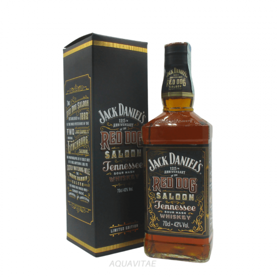 Whisky Jack Daniel's  Red Dog Saloon JACK DANIEL'S