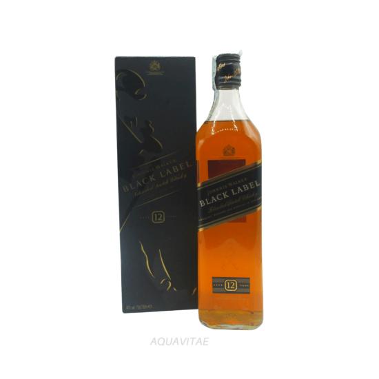 Whisky Johnnie Walker Black Label 12 Year Old JOHNNIE WALKER