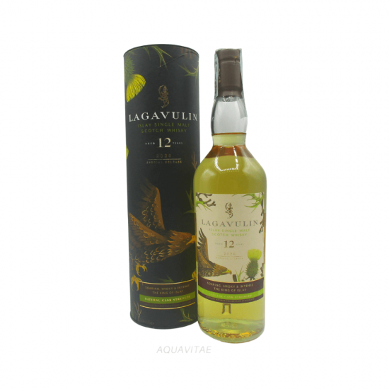 Whisky Lagavulin 12 Year Old Special Release 2020 Single Malt Scotch Whisky